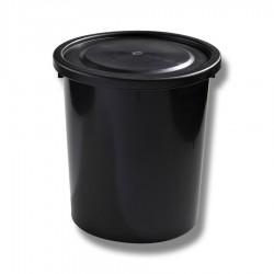 Tunna 35 liter med lock
