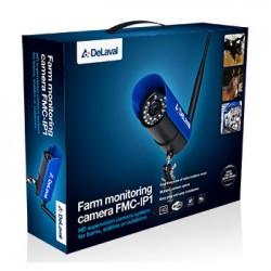 Övervakningskamera FMC-IP1, inkl adapter, Trådlös HD kamera