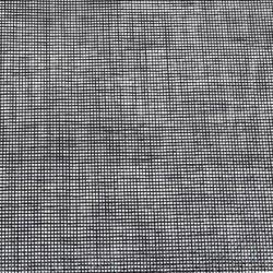 Vindnät Standard bredd 2000 mm Svart